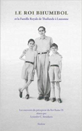 LeRoi Bhumidol et la famille royale de Thaïlande à Lausanne