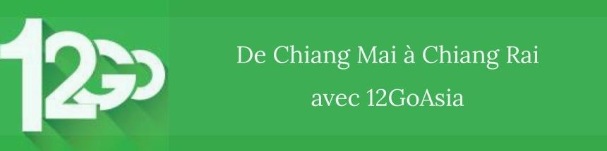 12Go Asia Chiang Mai à Chiang Rai