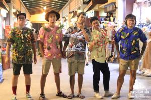 Songkran2018Photoตลาดนัดรถไฟ