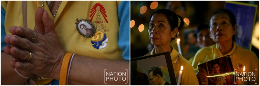 Bhumibol Photo Nation Montage 2