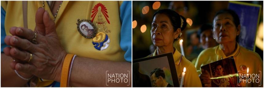 Bhumibol Photo Nation Montage 2