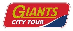 Hop-On Hop-Off Logo Giants City Tour