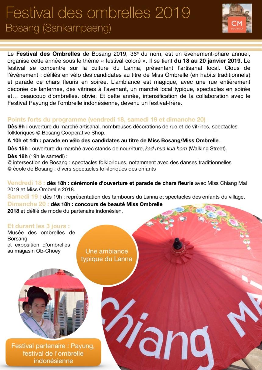 umbrella festival 2019 - programme cmdcdl