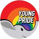 Chiang Mai Pride 2019 - Young Pride Logo FB